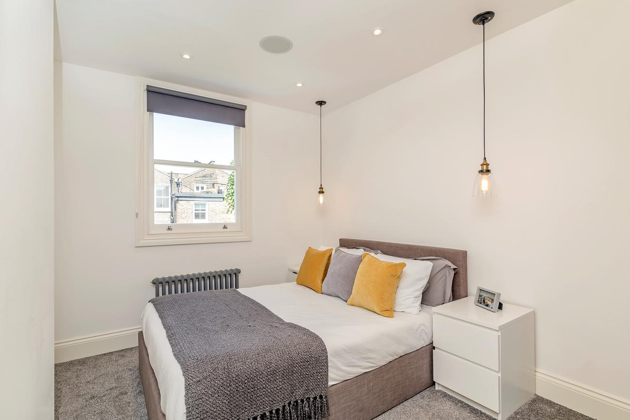 Property Developer in London and South East W9 Maida Vale Bedroom